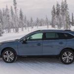 Subaru Snow Driving -30