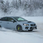 Subaru Snow Driving -36