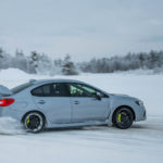 Subaru Snow Driving -37