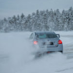 Subaru Snow Driving -38