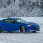Subaru Snow Driving -39
