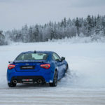 Subaru Snow Driving -40