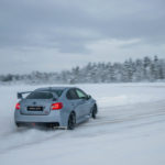 Subaru Snow Driving -41