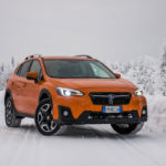 Subaru Snow Driving -43