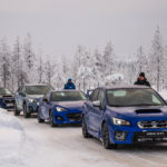 Subaru Snow Driving -5