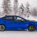 Subaru Snow Driving -6