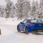 Subaru Snow Driving -7