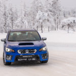 Subaru Snow Driving -8