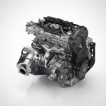 Drive-E 4 cylinder Petrol Engine - T4/T3/T2 Rear