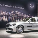 Mercedes Maybach Digital Light