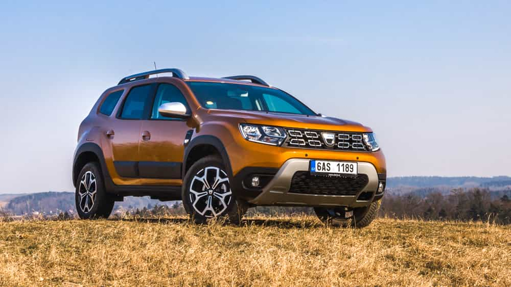 dacia duster 2018 1 5 dci podrobn recenze technick daje a fotogalerie. Black Bedroom Furniture Sets. Home Design Ideas