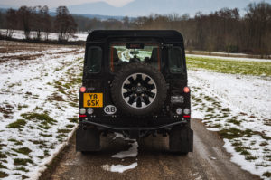 Land Rover Defender V8-8