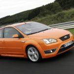Ford Focus ST record lap at Nuerburgring/Germany