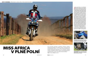 Africa Twin AS