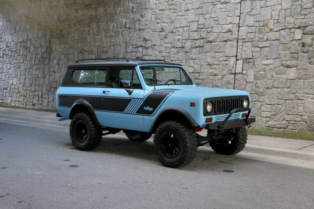 International Scout