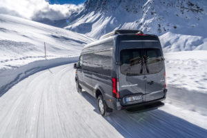 Mercedes-Benz Sprinter 319 CDI 4x4