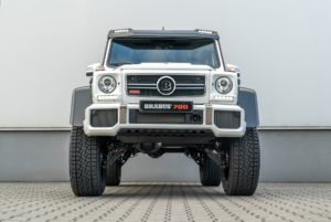 Brabus 700 4x42 one of ten 3
