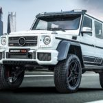 Brabus 700 4x42 one of ten 8
