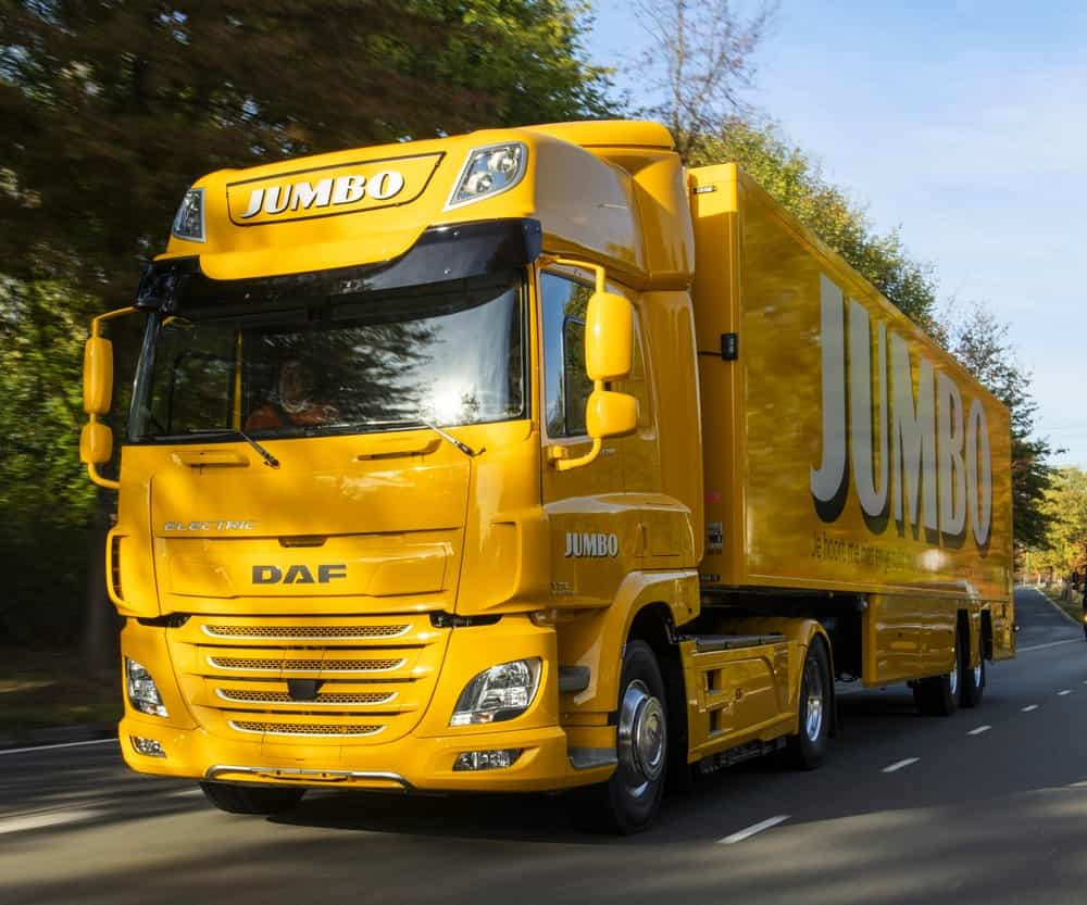 DAF CF Electric Jumbo 2
