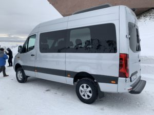 Mercedes-Benz Sprinter 319 CDI 4×4
