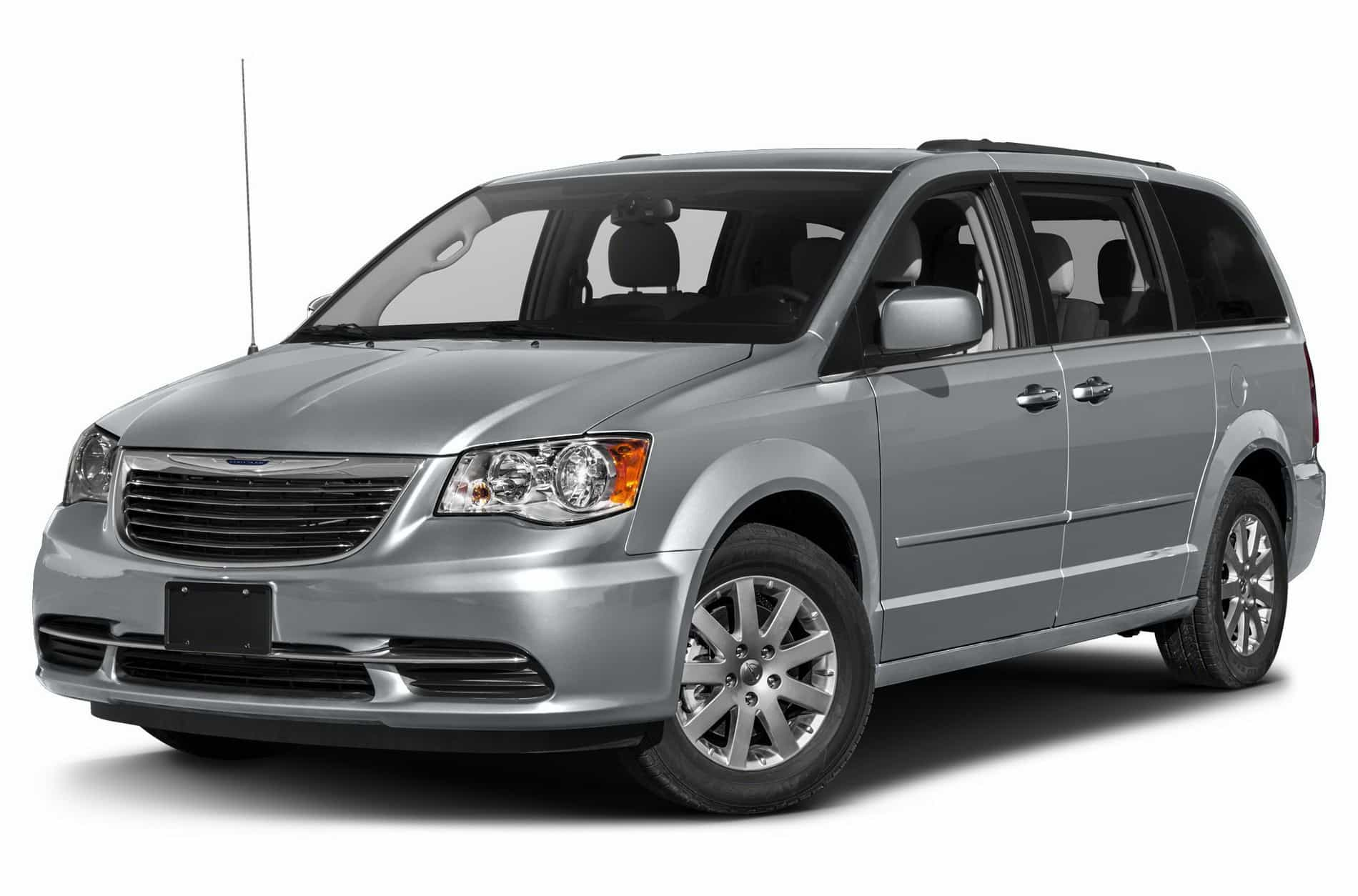 JD Power Chrysler Town a Country