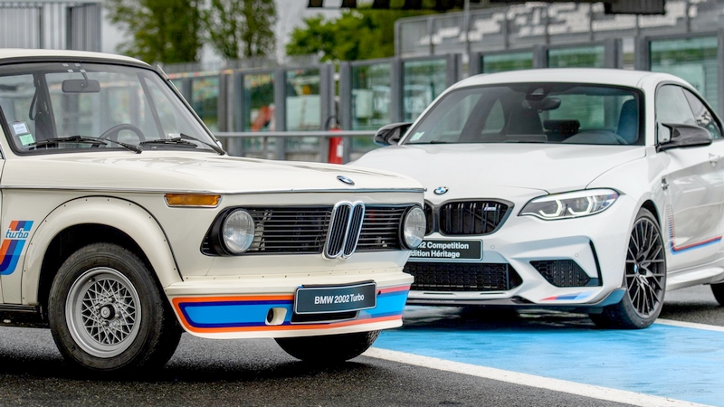 BMW M2 Competition Heritage Édition