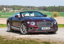 Test Bentley Continental GTC W12 TSI: Málo vídaný luxus