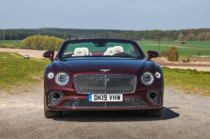 Bentley GTC-12
