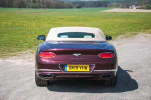 Bentley GTC-2