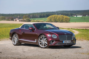 Bentley GTC-21