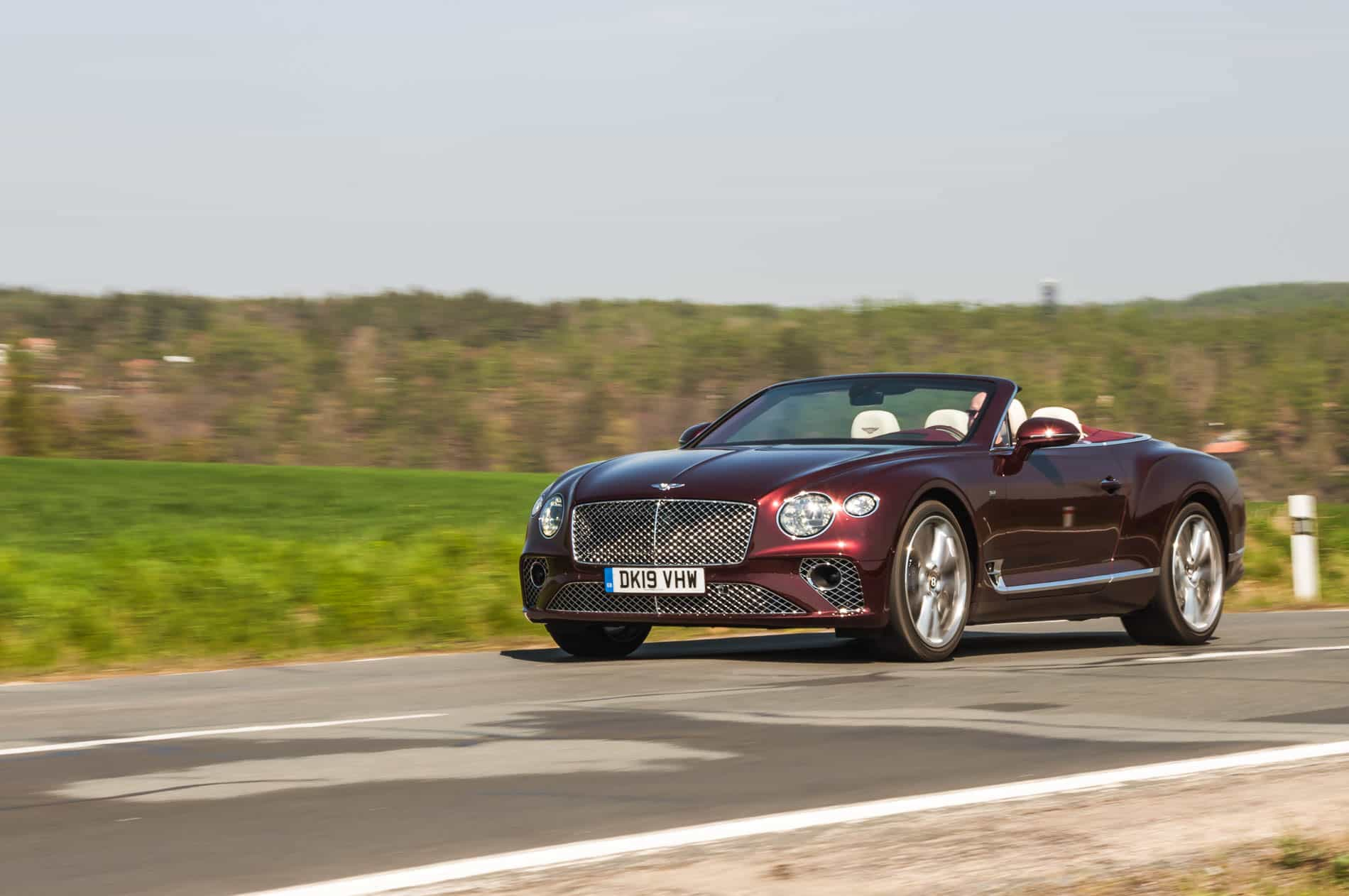 Bentley GTC-24