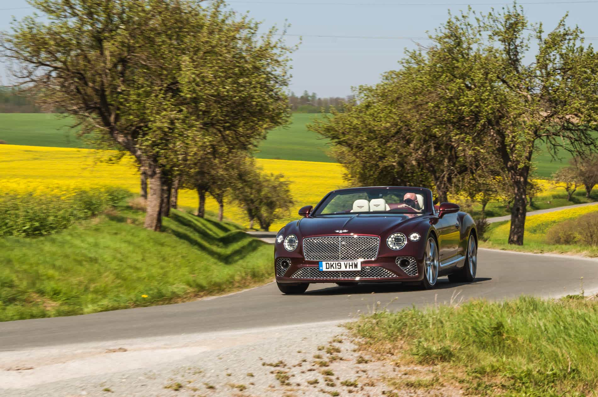 Bentley GTC-29