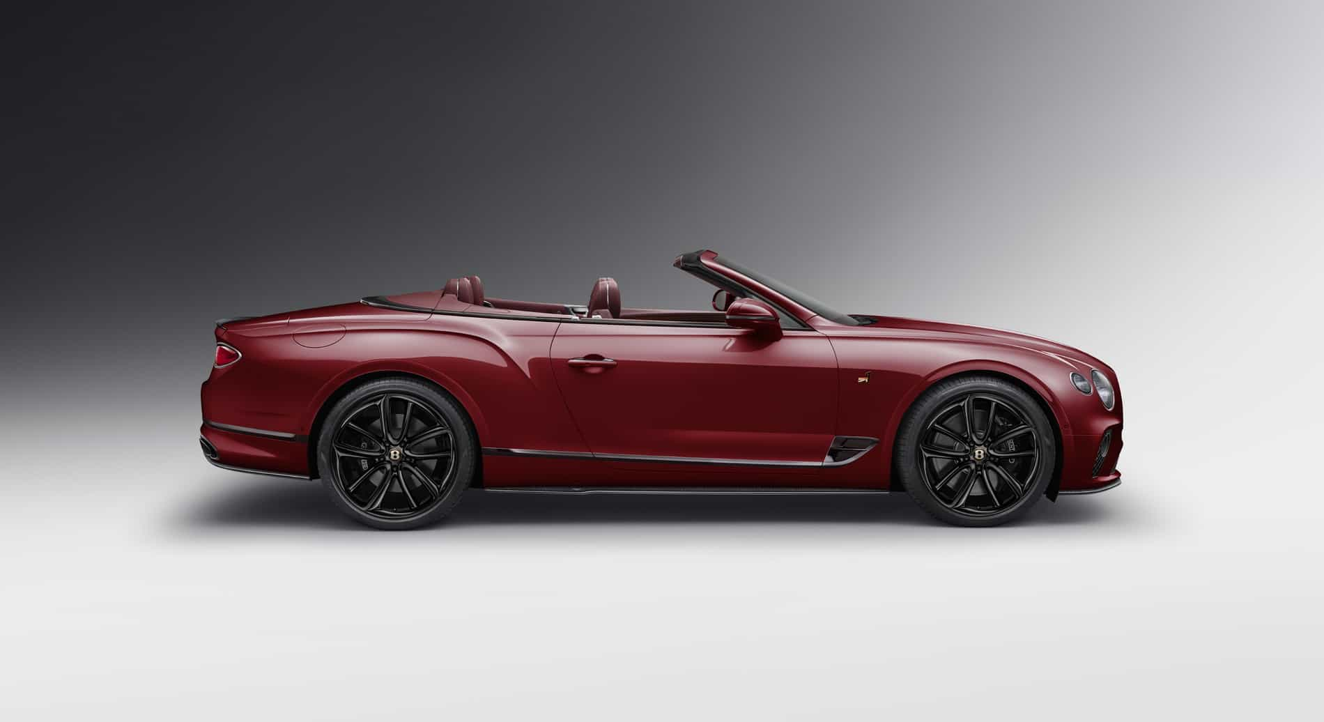 Continental GT Convertible Number 1 Edition by Mulliner (3)