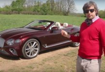 Videodojmy: Bentley Continental GTC W12