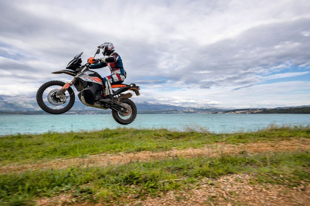 KTM 790 Adventure & 790 Adventure R 2019 | CEE Media Launch, Zadar, Zadar County, Croatia