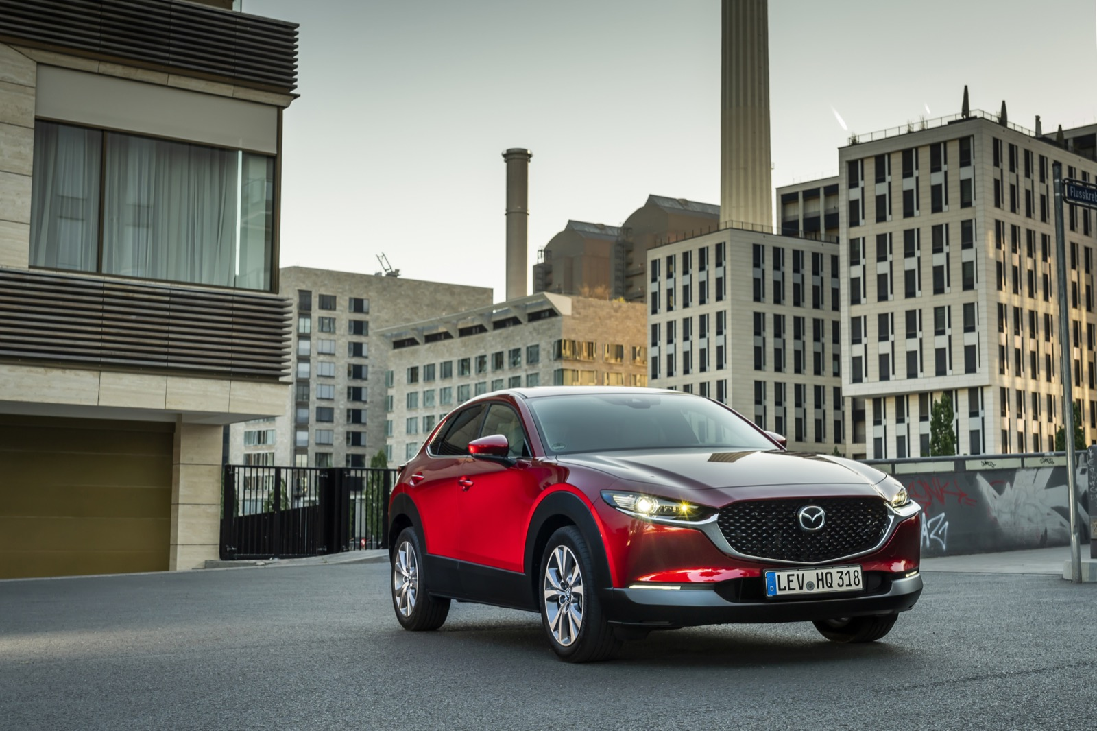 Mazda CX-30_Exterior_Soul Red Crystal_10