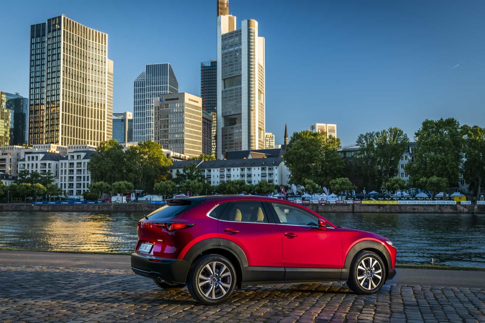 Mazda CX-30_Exterior_Soul Red Crystal_17