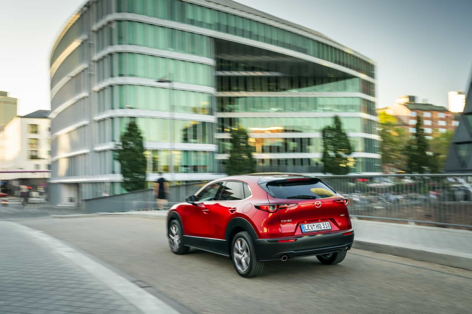Mazda CX-30_Exterior_Soul Red Crystal_18