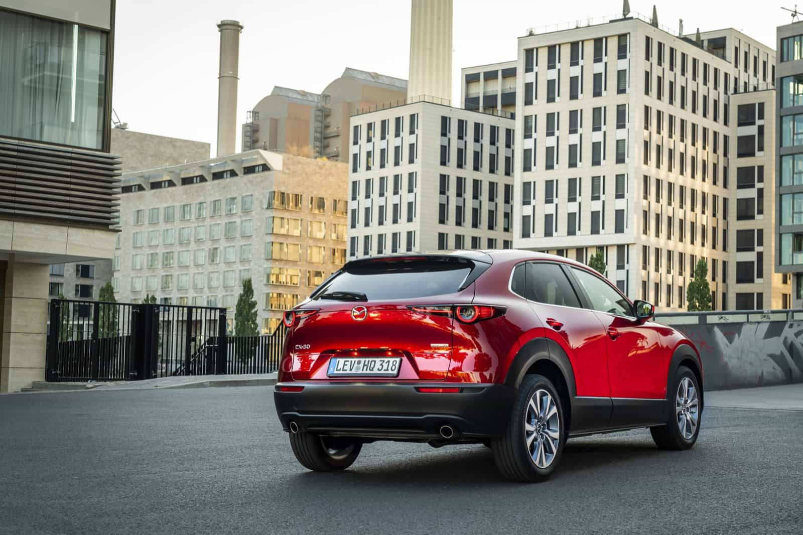 Mazda CX-30_Exterior_Soul Red Crystal_19