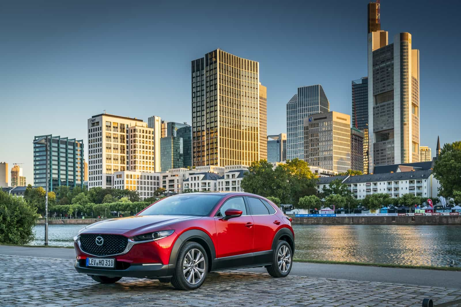 Mazda CX-30_Exterior_Soul Red Crystal_2