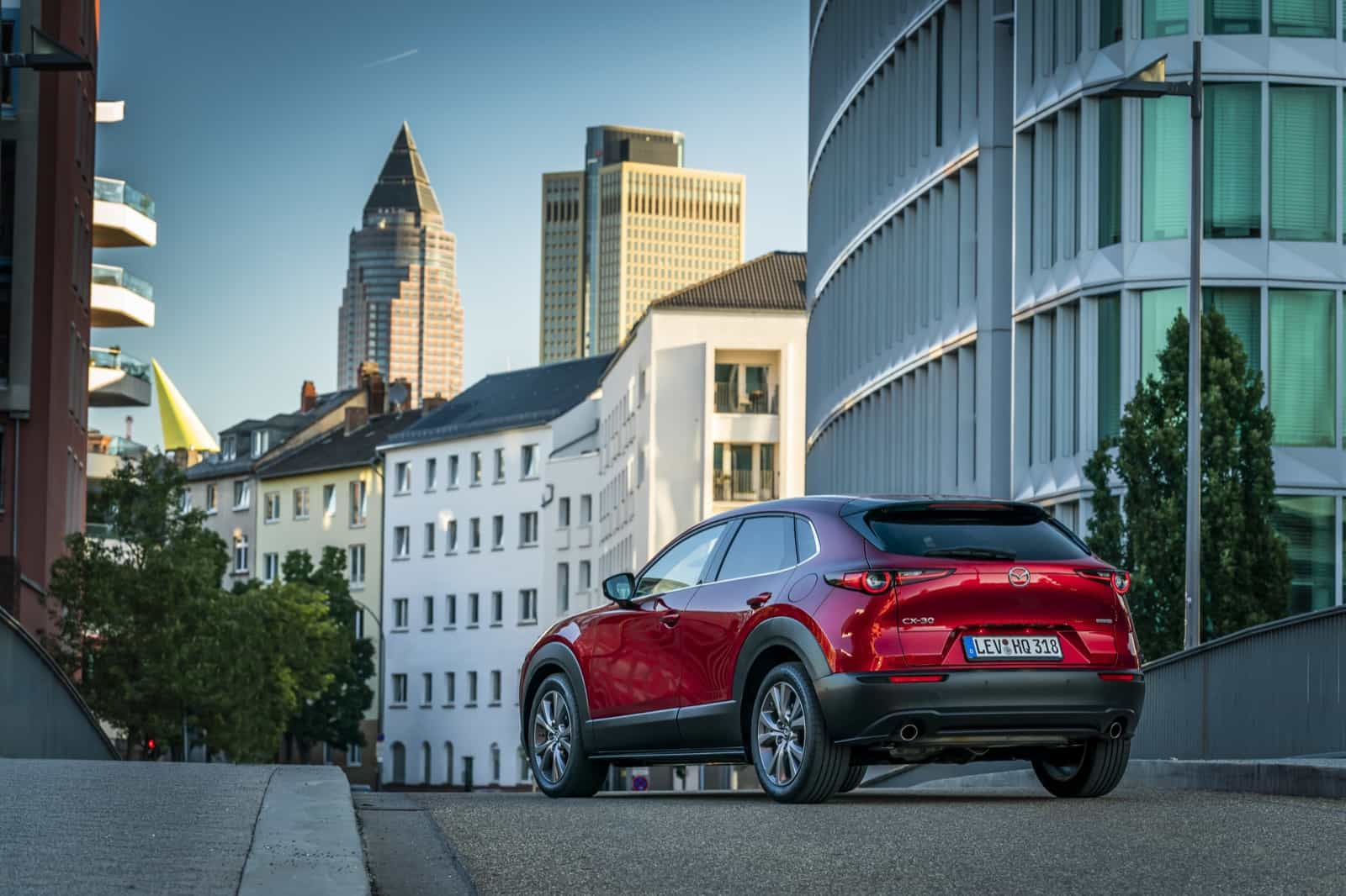 Mazda CX-30_Exterior_Soul Red Crystal_21