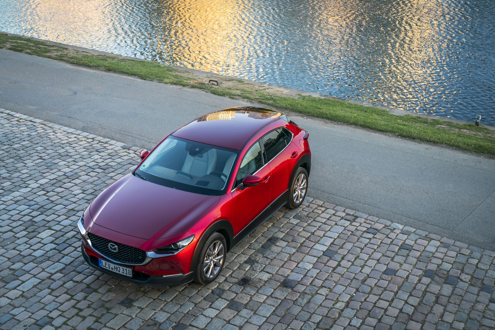 Mazda CX-30_Exterior_Soul Red Crystal_6