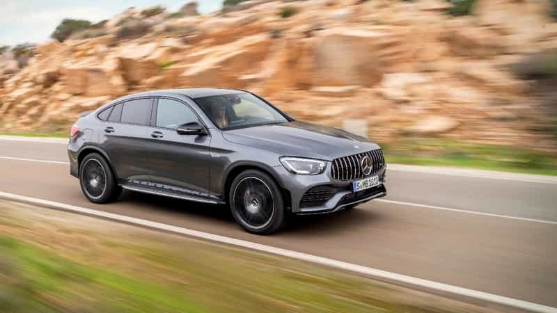 Mercedes-AMG GLC/GLC Coupé 43 4Matic po faceliftu