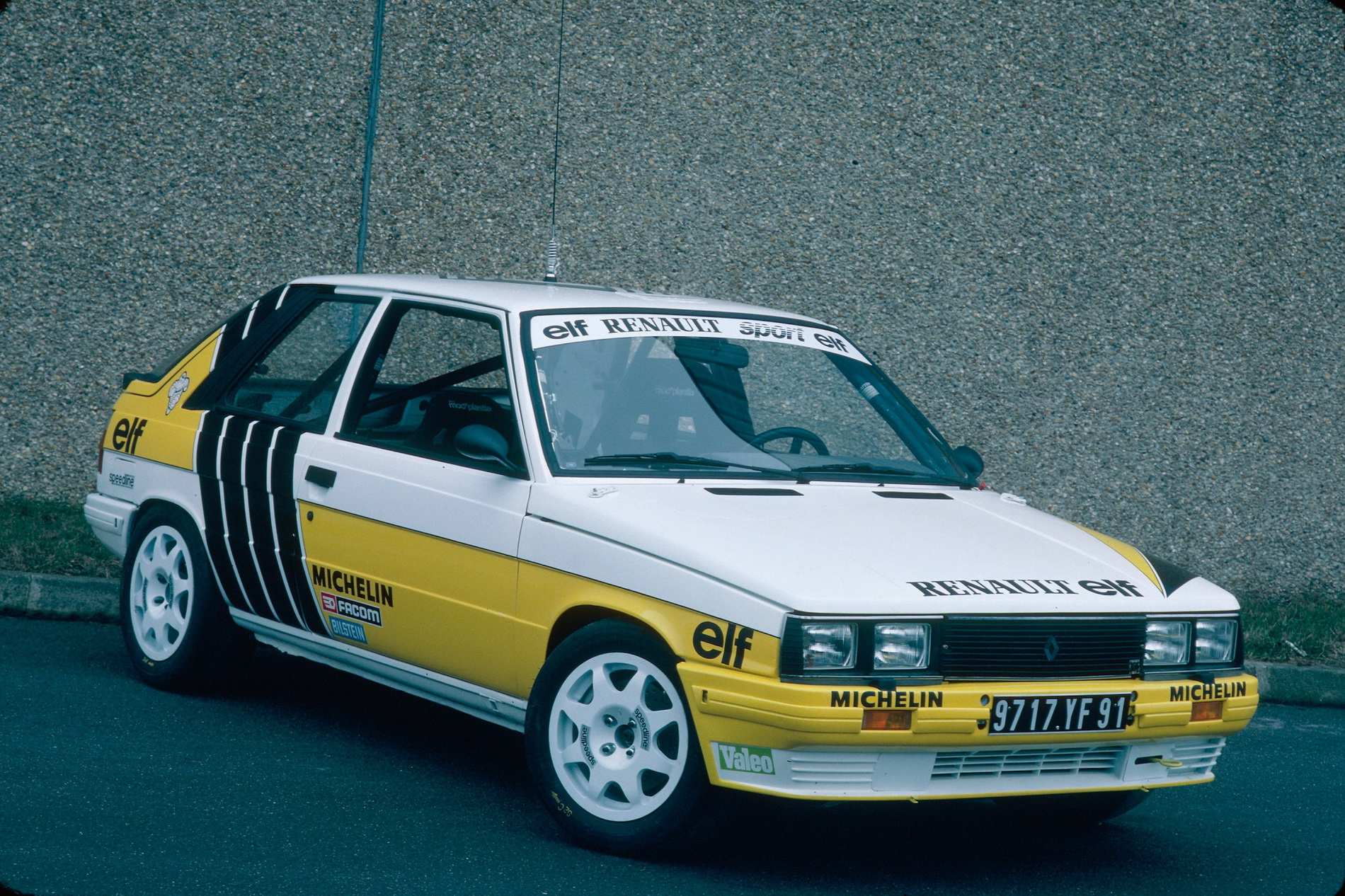 1987 – Renault 11 Turbo
