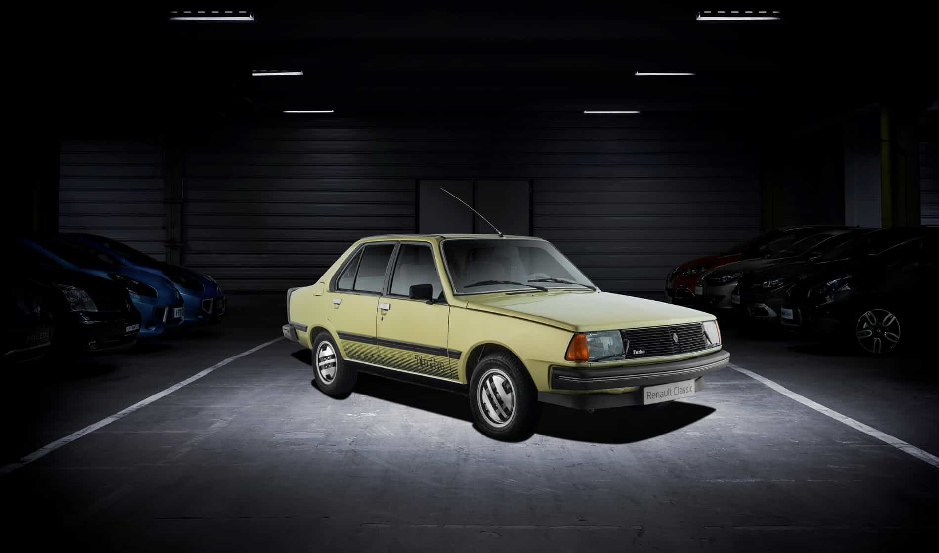 1980 – Renault 18 Turbo