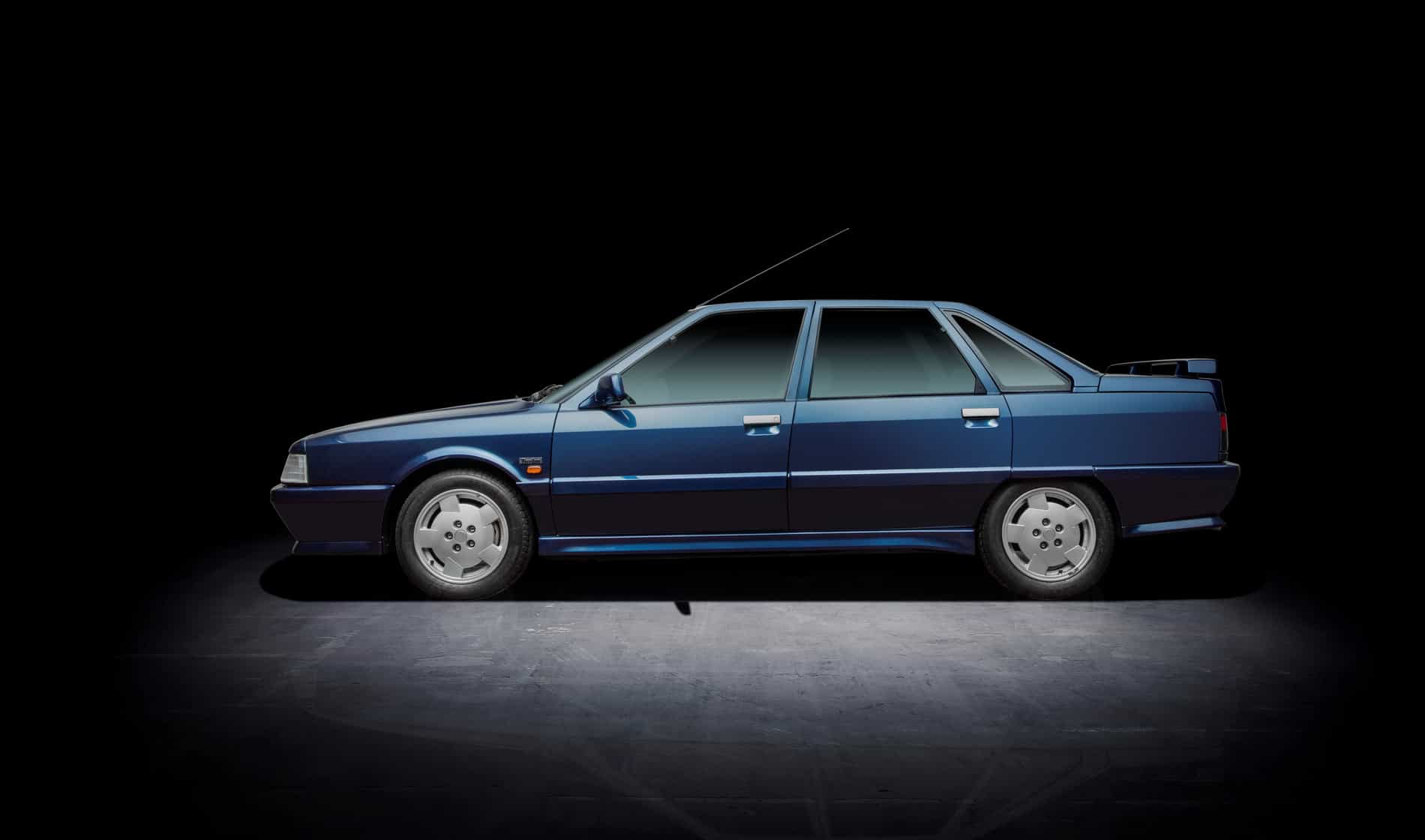 1987 – Renault 21 2L. Turbo