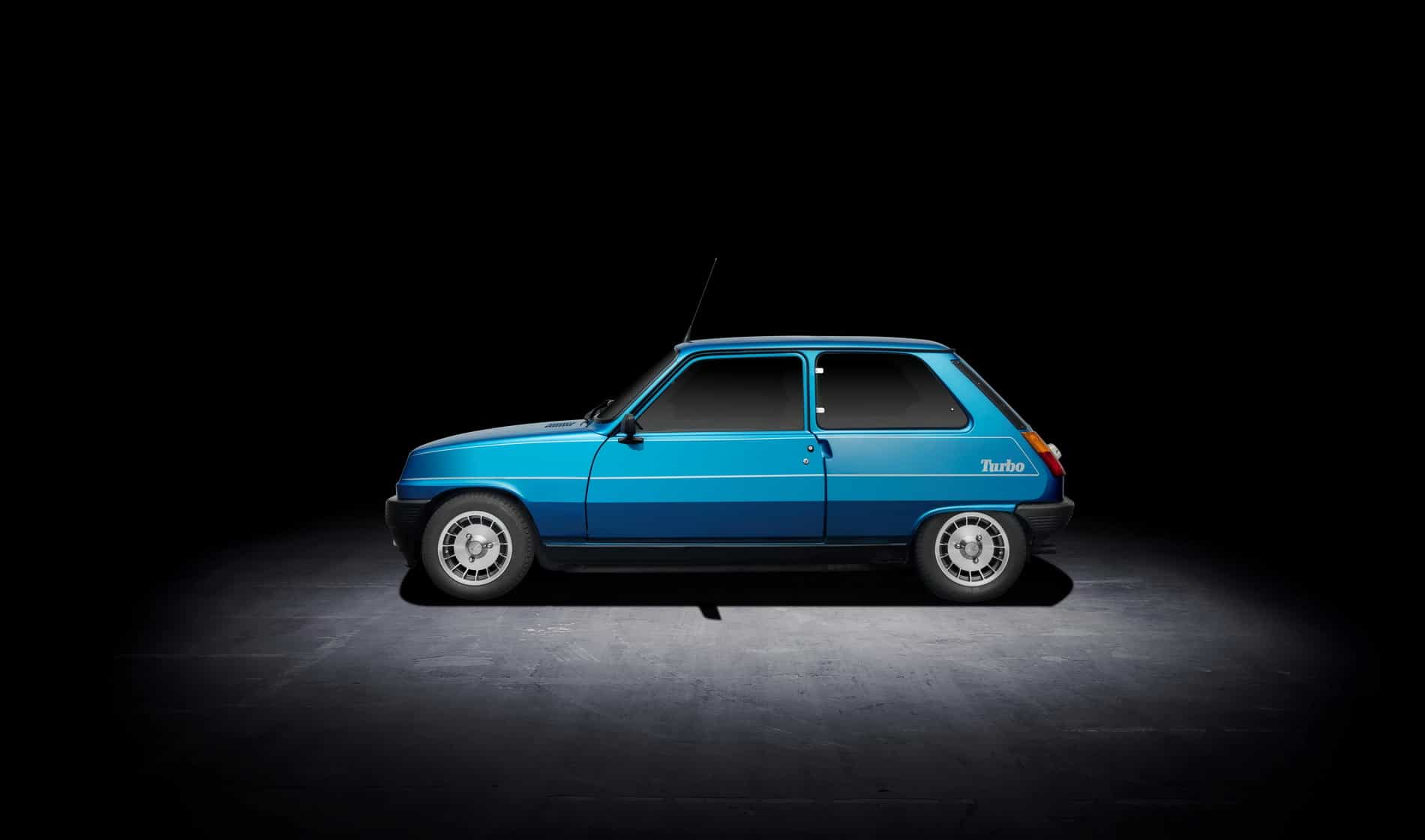 1981 – Renault 5 Alpine Turbo