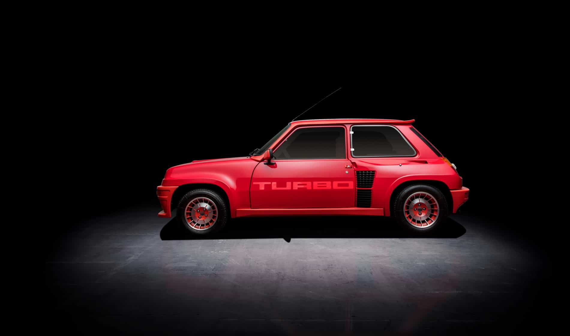 1981 – Renault 5 Turbo