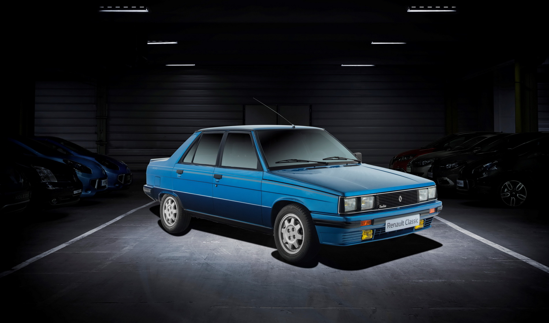 1985 – Renault 9 Turbo