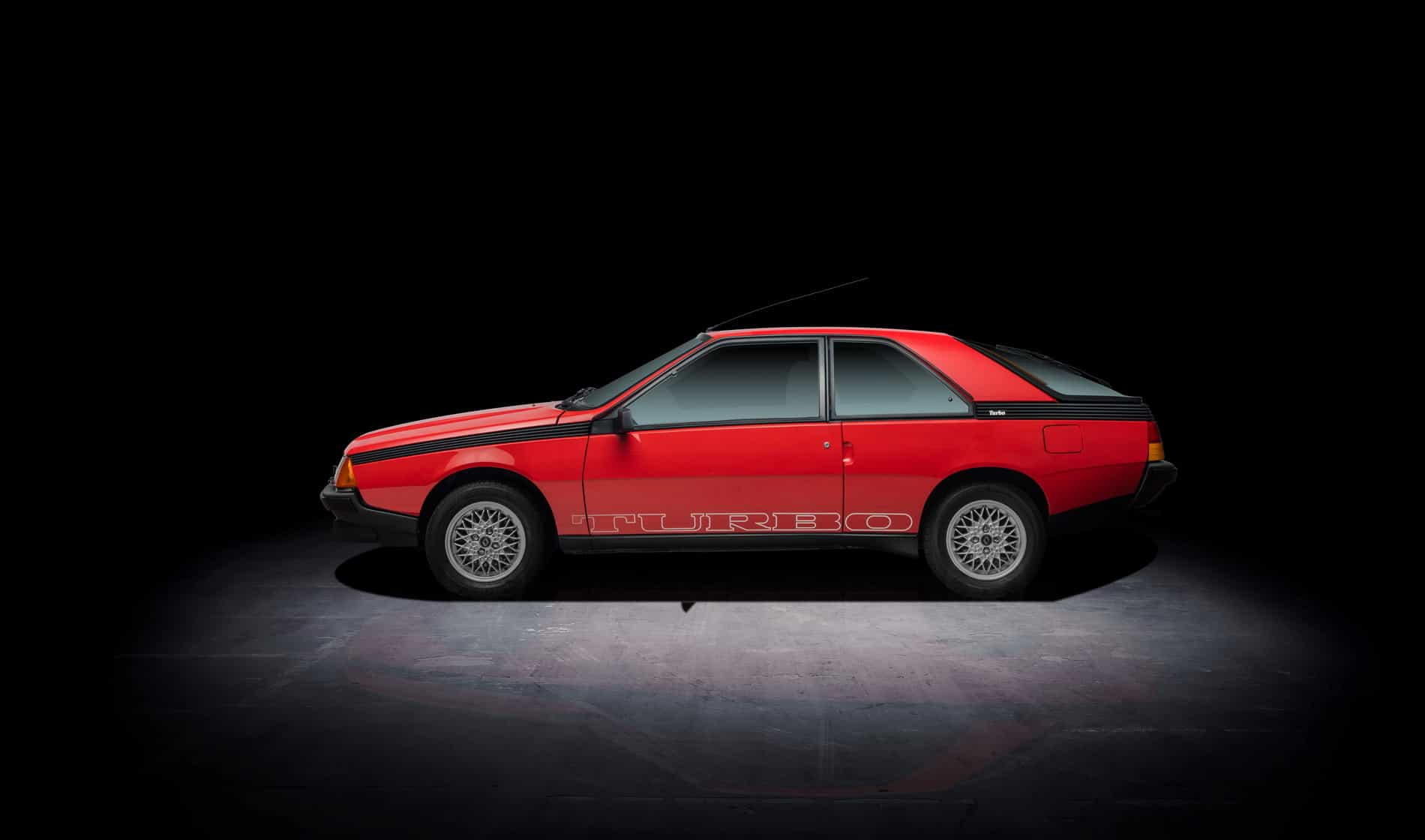 1983 – Renault Fuego Turbo